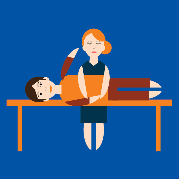 Kompleksowa terapia manualna - Nowość